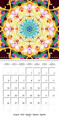 Blooming Mandalas (Wall Calendar 2019 300 × 300 mm Square) - Produktdetailbild 8