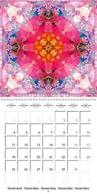 Blooming Mandalas (Wall Calendar 2019 300 × 300 mm Square) - Produktdetailbild 11