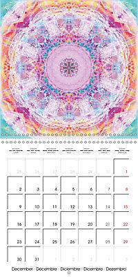 Blooming Mandalas (Wall Calendar 2019 300 × 300 mm Square) - Produktdetailbild 12