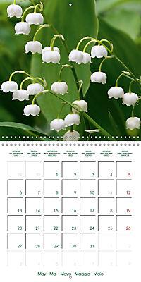 Blooms in White (Wall Calendar 2019 300 × 300 mm Square) - Produktdetailbild 5