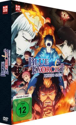 Blue Exorcist: Kyoto Saga Limited Edition