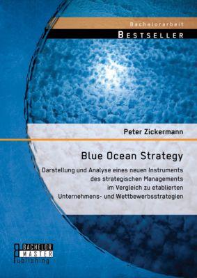 Blue Ocean Strategy, Peter Zickermann