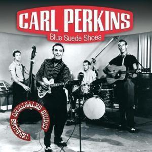 Blue Suede Shoes, Carl Perkins