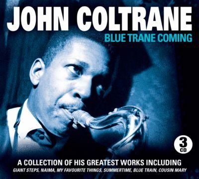 Blue Trane Coming, 3 CDs, John Coltrane