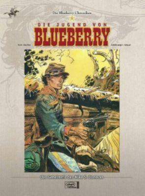 Blueberry Chroniken Band 1: Die Jugend von Blueberry, Jean Giraud, Jean-Michel Charlier
