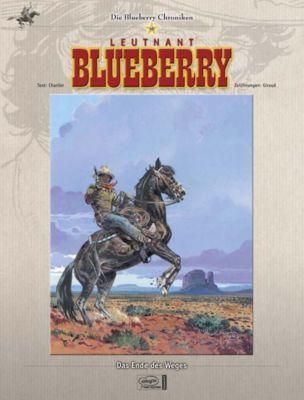 Blueberry Chroniken Band 10: Das Ende des Weges, Jean-Michel Charlier
