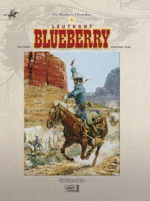 Blueberry Chroniken Band 2: Leutnant Blueberry: Die Sierra bebt, Jean Giraud, Jean-Michel Charlier