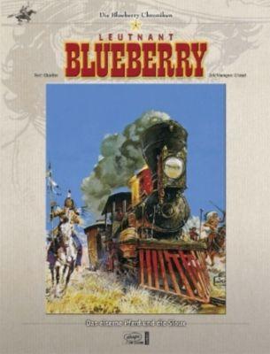 Blueberry Chroniken Band 4: Das eiserne Pferd und die Sioux, Jean Giraud, Jean-Michel Charlier