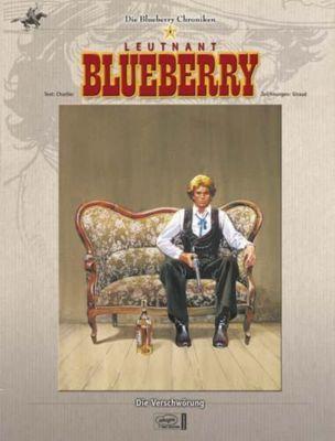 Blueberry Chroniken Band 8: Leutnant Blueberry: Die Verschwörung, Jean-Michel Charlier