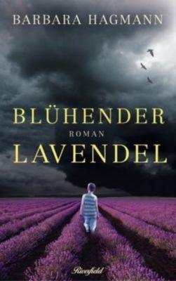 Blühender Lavendel, Barbara Hagmann