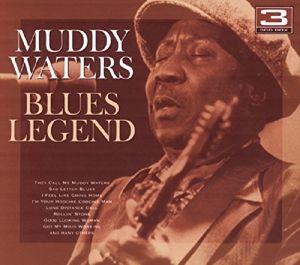 Blues Legend, Muddy Waters