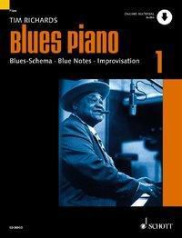Blues Piano - Tim Richards |