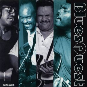Blues Quest, Terry Evans, Robert Lucas, Joe Beard