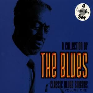 Blues,The   4cd-Box, Diverse Interpreten