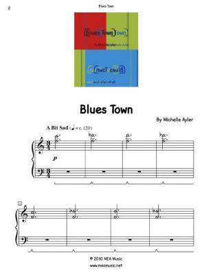Blues Town, Michelle Ayler