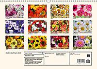Blüten dicht an dicht (Wandkalender 2019 DIN A3 quer) - Produktdetailbild 13
