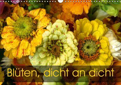 Blüten dicht an dicht (Wandkalender 2019 DIN A3 quer), Gisela Kruse