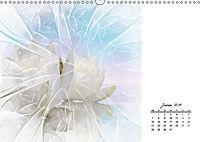 Blüten im Fraktal (Wandkalender 2019 DIN A3 quer) - Produktdetailbild 1