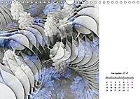 Blüten im Fraktal (Wandkalender 2019 DIN A4 quer) - Produktdetailbild 11