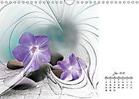 Blüten im Fraktal (Wandkalender 2019 DIN A4 quer) - Produktdetailbild 7