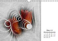Blüten im Fraktal (Wandkalender 2019 DIN A4 quer) - Produktdetailbild 10