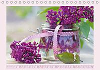 Blüten - Zauber aus dem Garten (Tischkalender 2019 DIN A5 quer) - Produktdetailbild 11