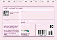Blüten - Zauber aus dem Garten (Tischkalender 2019 DIN A5 quer) - Produktdetailbild 13