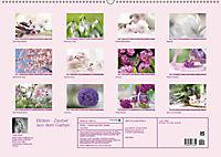 Blüten - Zauber aus dem Garten (Wandkalender 2019 DIN A2 quer) - Produktdetailbild 13