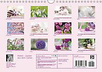 Blüten - Zauber aus dem Garten (Wandkalender 2019 DIN A4 quer) - Produktdetailbild 13