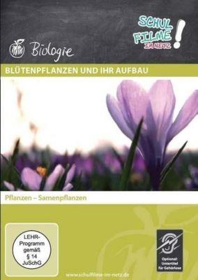 Blütenpflanze und ihr Aufbau, 1 DVD