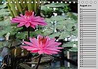 Blütenschau 2019 (Tischkalender 2019 DIN A5 quer) - Produktdetailbild 8