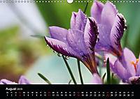Blütenzauber - Blumen und Blüten zu jeder Jahreszeit (Wandkalender 2019 DIN A3 quer) - Produktdetailbild 8