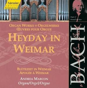 Blütezeit In Weimar, Johann Sebastian Bach