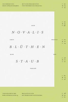Blüthenstaub - Novalis |