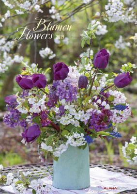 Blumen / Flowers 2019, ALPHA EDITION
