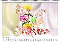 Blumen-Zeichnungen (Wandkalender 2019 DIN A2 quer) - Produktdetailbild 3