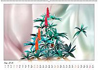 Blumen-Zeichnungen (Wandkalender 2019 DIN A2 quer) - Produktdetailbild 5