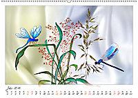 Blumen-Zeichnungen (Wandkalender 2019 DIN A2 quer) - Produktdetailbild 7