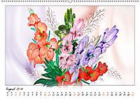 Blumen-Zeichnungen (Wandkalender 2019 DIN A2 quer) - Produktdetailbild 8