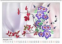 Blumen-Zeichnungen (Wandkalender 2019 DIN A2 quer) - Produktdetailbild 12