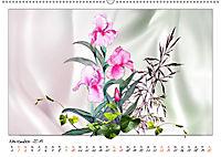 Blumen-Zeichnungen (Wandkalender 2019 DIN A2 quer) - Produktdetailbild 11