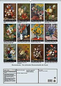 Blumenstücke 2019 (Wandkalender 2019 DIN A2 hoch) - Produktdetailbild 13