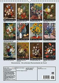 Blumenstücke 2019 (Wandkalender 2019 DIN A3 hoch) - Produktdetailbild 13