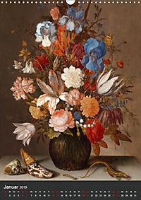 Blumenstücke 2019 (Wandkalender 2019 DIN A3 hoch) - Produktdetailbild 1