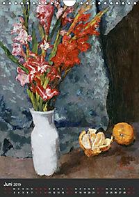 Blumenstücke 2019 (Wandkalender 2019 DIN A4 hoch) - Produktdetailbild 6