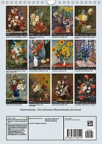 Blumenstücke 2019 (Wandkalender 2019 DIN A4 hoch) - Produktdetailbild 13