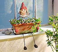 """Blumentopf """"Mädchen"""" - Produktdetailbild 1"""