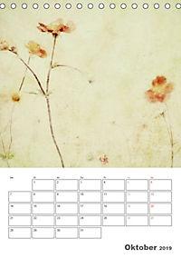 Blumige Fotomalerei (Tischkalender 2019 DIN A5 hoch) - Produktdetailbild 10
