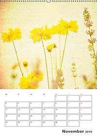 Blumige Fotomalerei (Wandkalender 2019 DIN A2 hoch) - Produktdetailbild 11