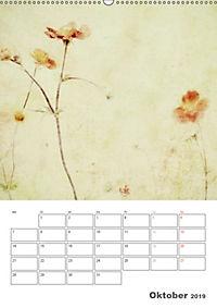 Blumige Fotomalerei (Wandkalender 2019 DIN A2 hoch) - Produktdetailbild 10